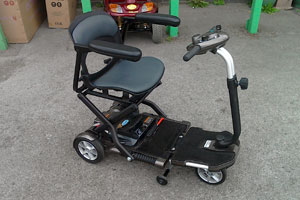 X-Demo Folding Scooter
